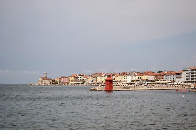 Piran, côte slovène, mediterannée, slovénie, voyage, europe