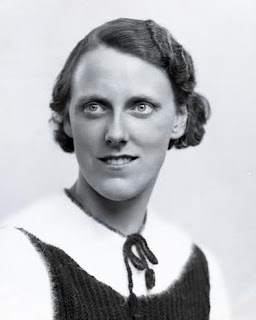 Mrs Gertrude Bray, May 1938
