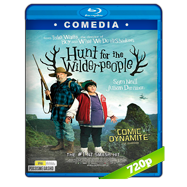Hunt for the Wilderpeople (2016) BRRip 1080p-720p Audio Ingles 5.1 Subtitulada