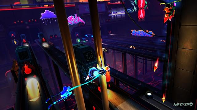Mekazoo Game Free Download Photo