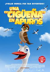 Poster de Una Cigueña En Apuros / Richard: La Cigüeña