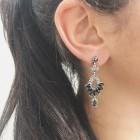 orecchini bigiotteria di lusso