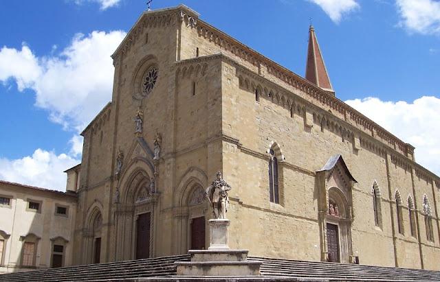 O que fazer em 2 dias de viagem em Arezzo