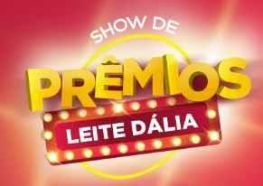 Cadastrar Promoção Leite Dália Show de Prêmios 2018