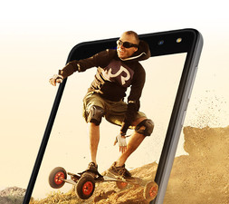 سعر ومواصفات Huawei Y6 2017 بالصور والفيديو
