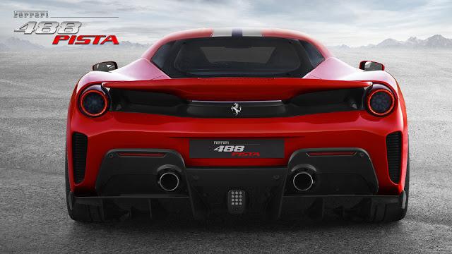 2018 Ferrari 488 Pista price