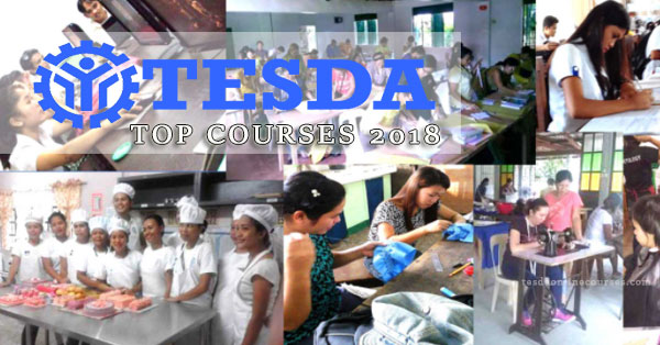 Top 10 In-demand TESDA Vocational Courses for 2018