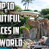 10 amazing places you won't believe exist on Earth