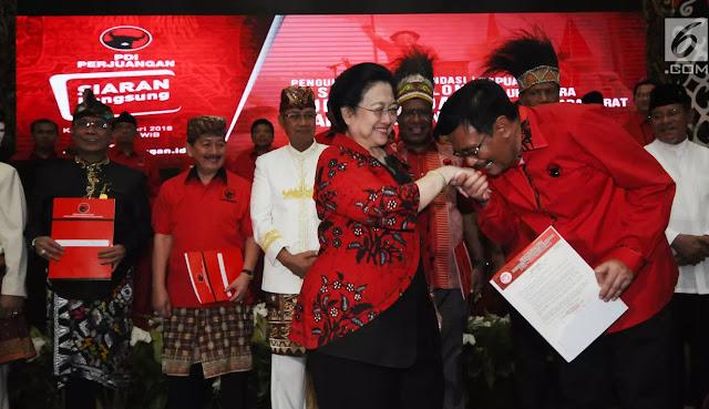 Megawati: Tolonglah, Warga Sumut Terima Djarot
