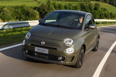 Νέο Fiat 500S