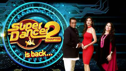 Super Dancer Chapter 2 HDTV 480p 200MB 11 February 2018