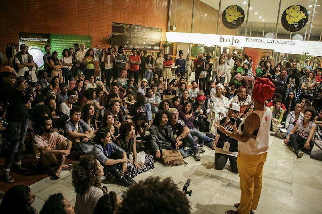 Ocupação cultural em São Sebastião alerta para preservação do meio ambiente