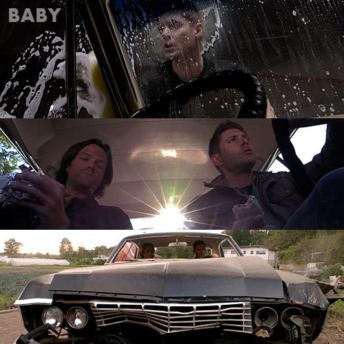 "Supernatural 11x04 ""Baby"""