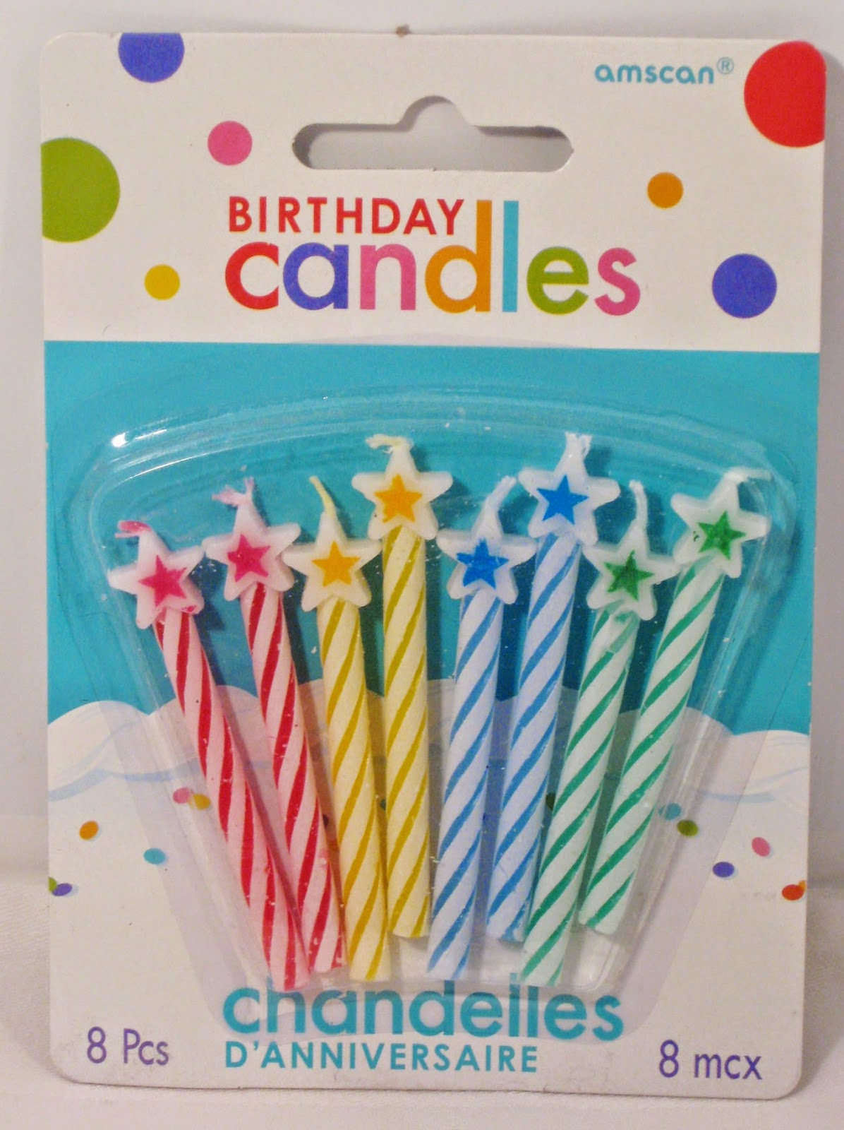 These Birthday Candles Are Magic They Dont Extinguish Clearance Shelf At Walgreens For 25 Cents
