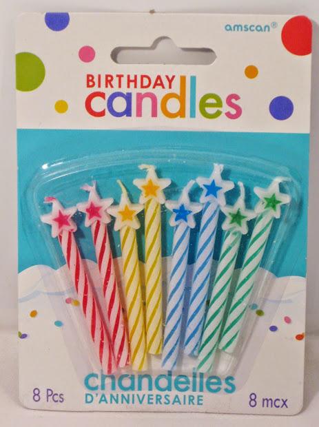 Happy Birthday Candles Walmart