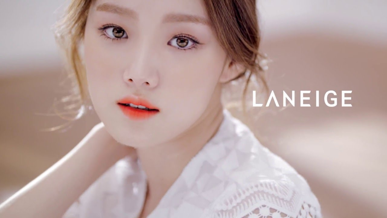 MIK-Beauty: Gradient Lips with Laneige Two Tone Lip Bar