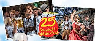 Logo Concorso Lidl e vinci 25 pacchetti Oktoberfest e 75 boccali birra