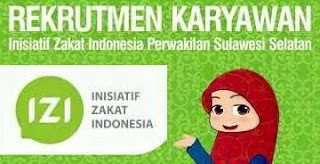 Lowongan Kerja Karyawan Yayasan Inisiatif Zakat Indonesia