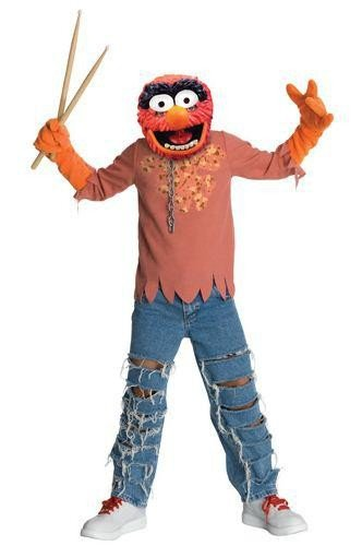THE MUPPETS ANIMAL COSTUME -  35 00Janice Muppet Costume
