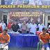 Polisi Ungkap Kasus Jaringan Begal Di wilayah Pasuruan