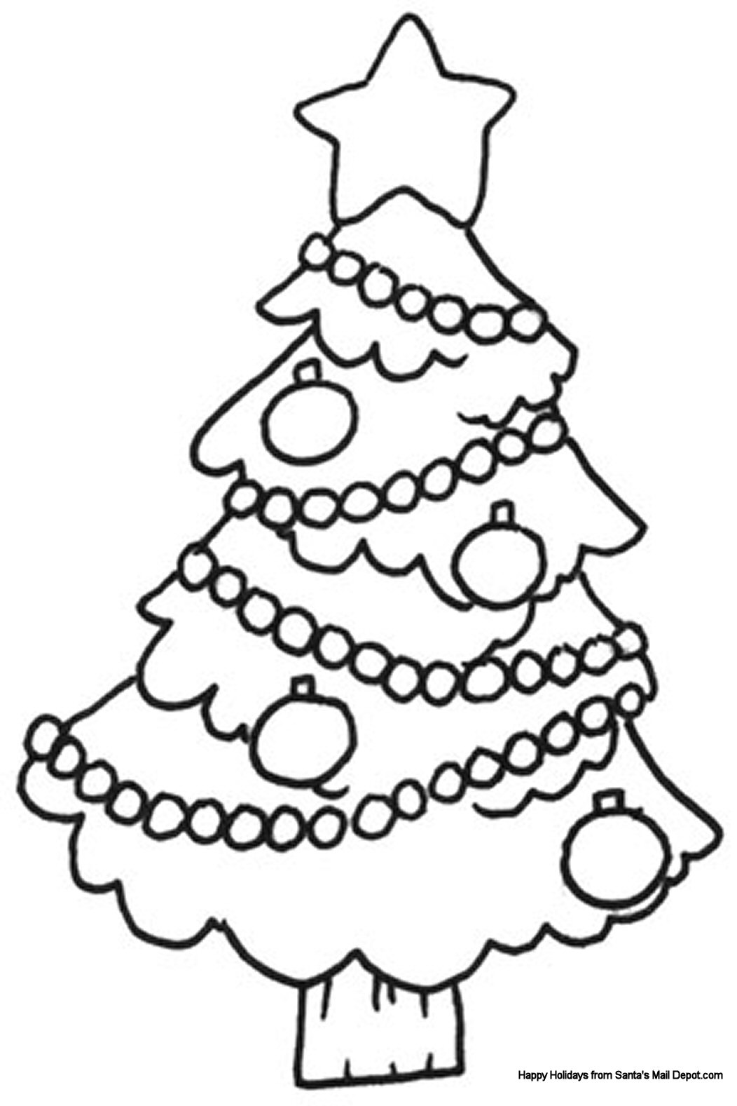 Www christmas coloring pages ~ allthingsinfo: Christmas coloring pages