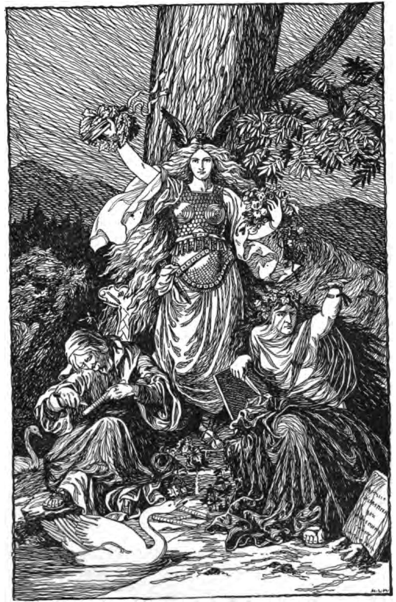 The Rune Dance: Aspects Of Beings: ÖRLOG, WYRD