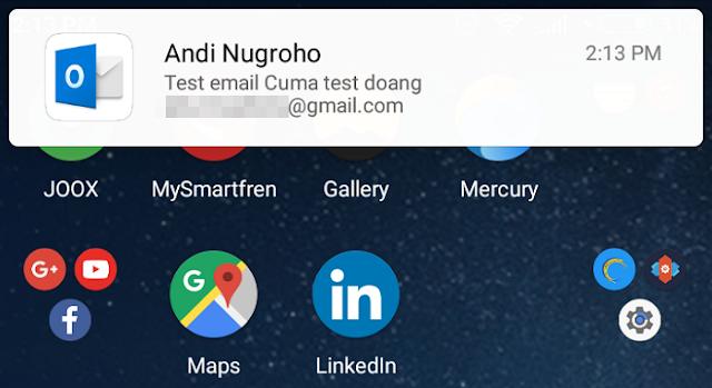 Outlook yaitu salah satu aplikasi pengelola email terbaik sehabis Gmail Cara Mengatur Notifikasi Outlook di Android/iPhone