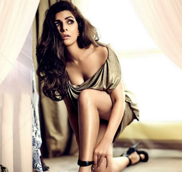 Nimrat Kaur Hottest FHM Photoshoot