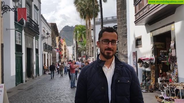 López lamenta que el Equipo de Gobierno de S/C de La Palma haya renunciado a ver en vigor el PGO