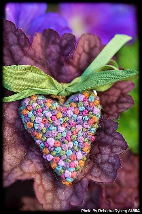 textil heart
