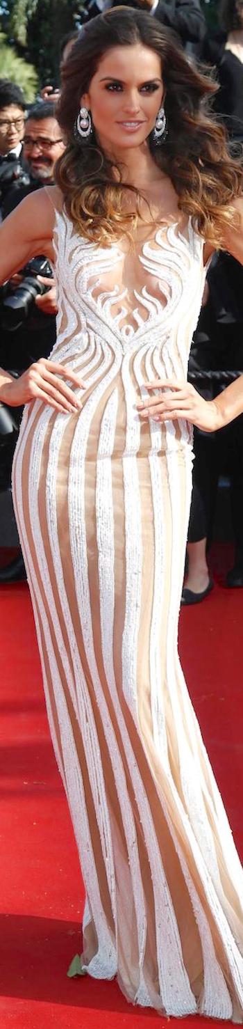 Izabel Goulart Cannes Film Festival