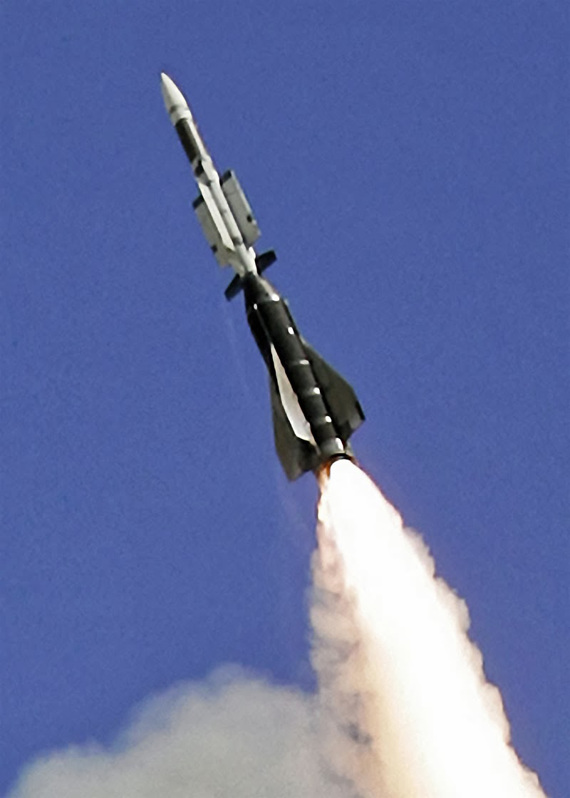 Air Defence Missiles from MBDA for the IAF - Indian