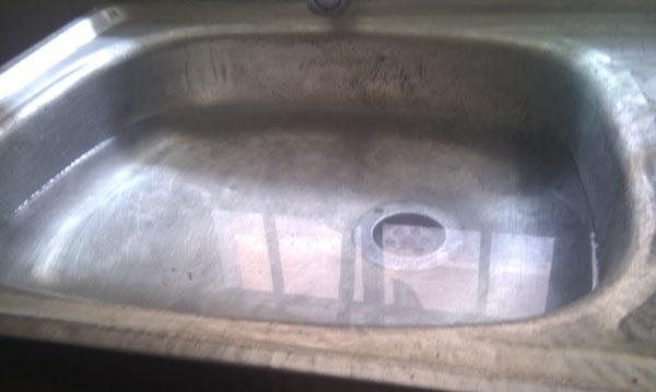 The Very Last Week Before Cuti Raya Sinki Tersumbat Kat Dapur Menjadi Amat Kritikal Penuh Ngan Air Fully Drained Only After 1 Jam Lebih