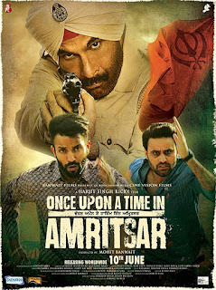 Once Upon a Time in Amritsar 2016 Punjabi Movie HDRip | 720p | 480p