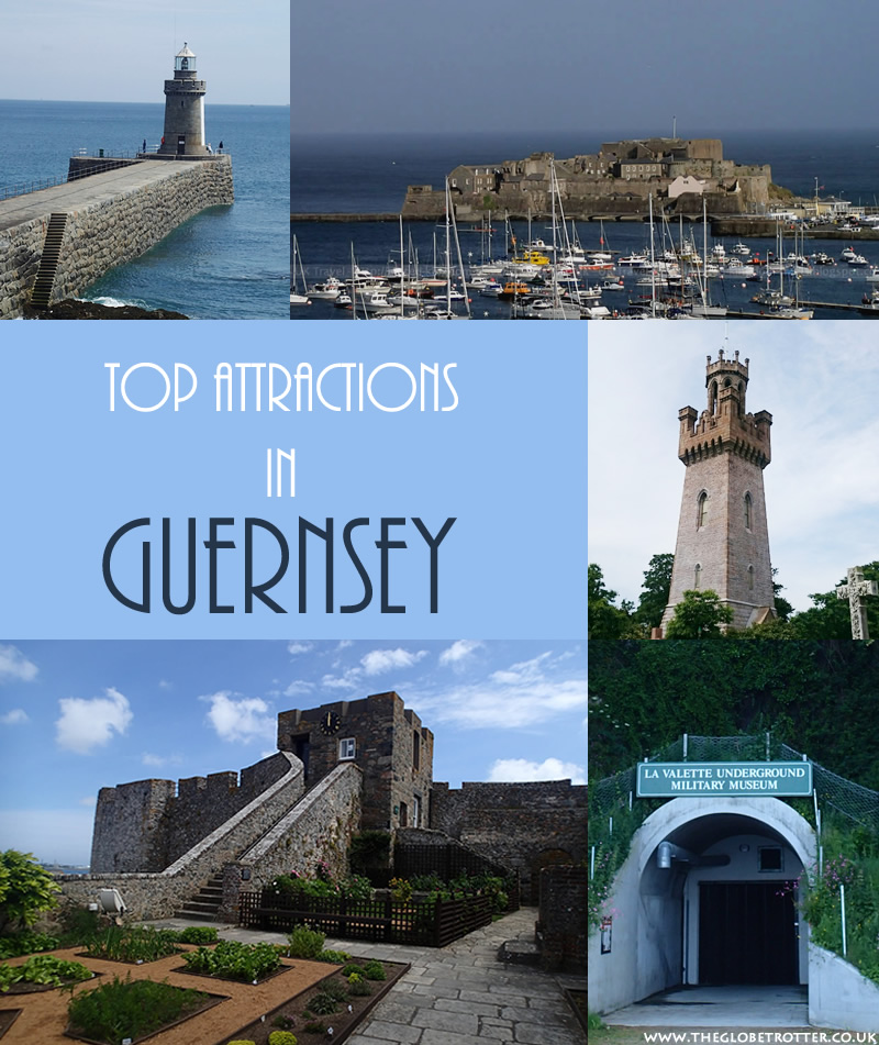 Top Attractions in Guernsey | Places to Visit in Guernsey