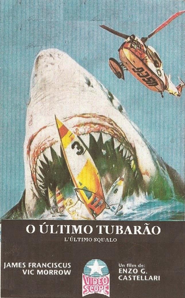 O Último Tubarão – Dublado (1981)
