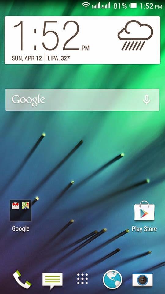 HTC Desire Rom for SKK LYNX 4