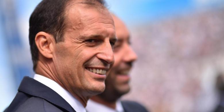 Pelatih Juventus Lebih Takut Berjumpa PSG ketimbang Klub-klub Inggris di Liga Champions Foto By PIERRE-PHILIPPE MARCOU AFP