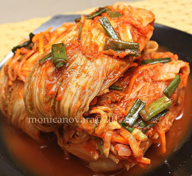 Resep Masakan Kimchi Ala Rumahan