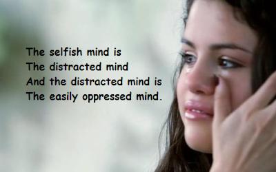 """""""Selena Gomez Quotes: The Selfish Mind"""""""