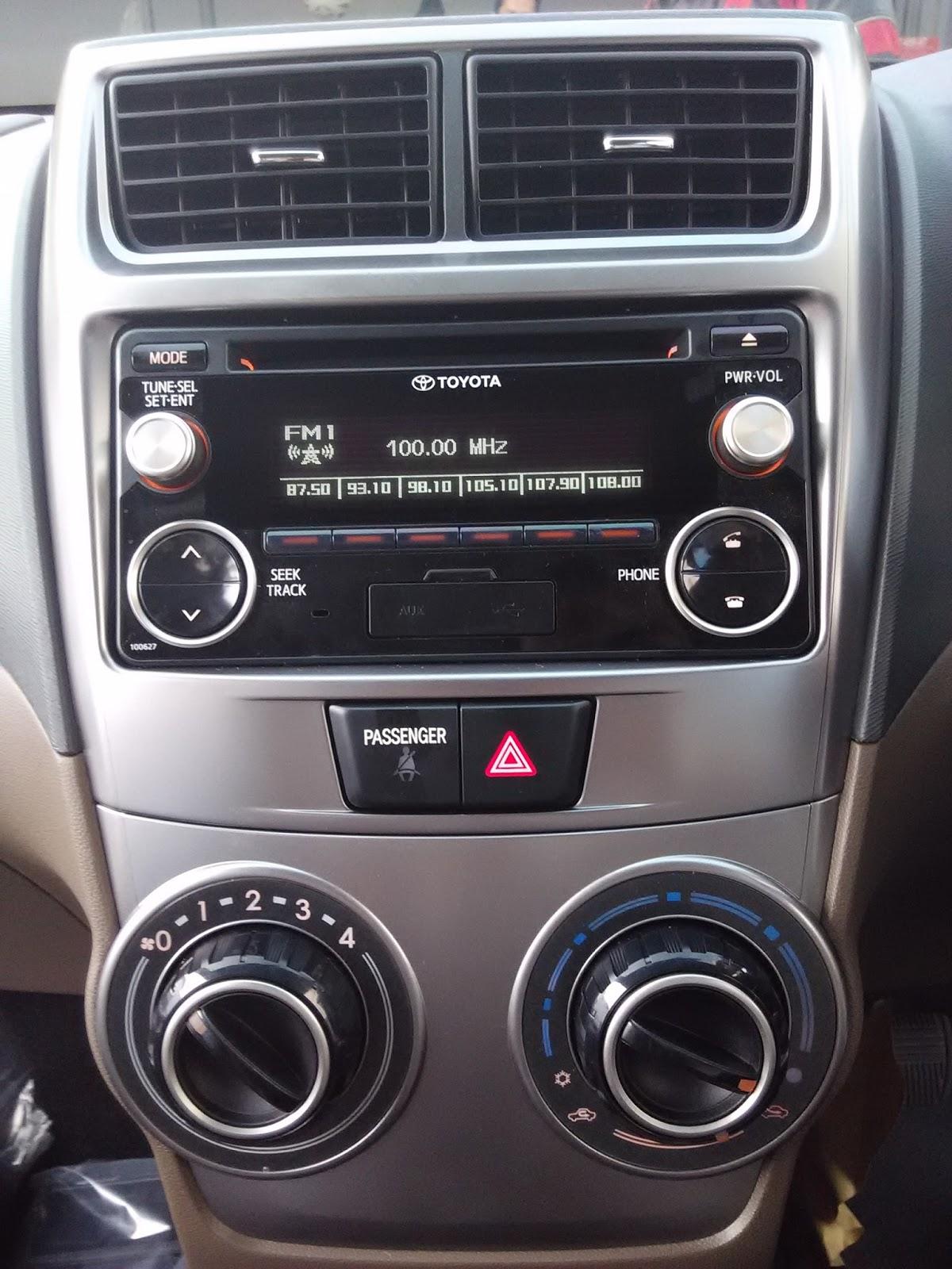 Audio Grand New Avanza Brand Toyota Alphard For Sale Agustus 2015 Dikta Informasi Produk Dan Harga Baru 2 Din Dengan Fitur Lengkap