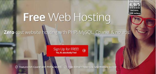 000webhost Webhosting