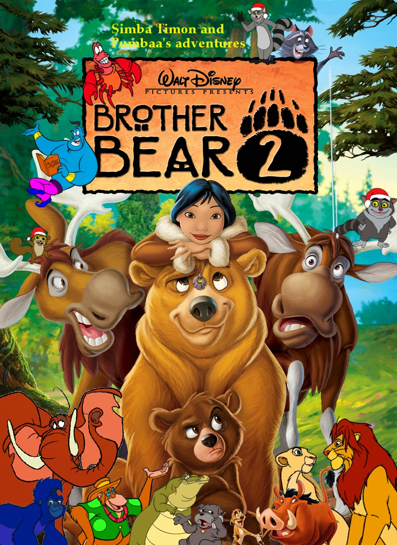 Watch Brother Bear 2 (2006) Online For Free Full Movie English Stream