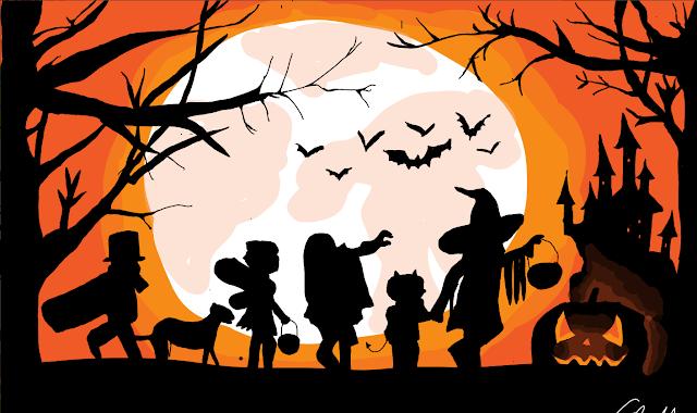 Inilah Lima Mitos Salah Tentang Halloween