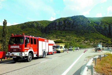 مصرع 5 مغاربة في حادثة سير مروعة شمال إسبانيا