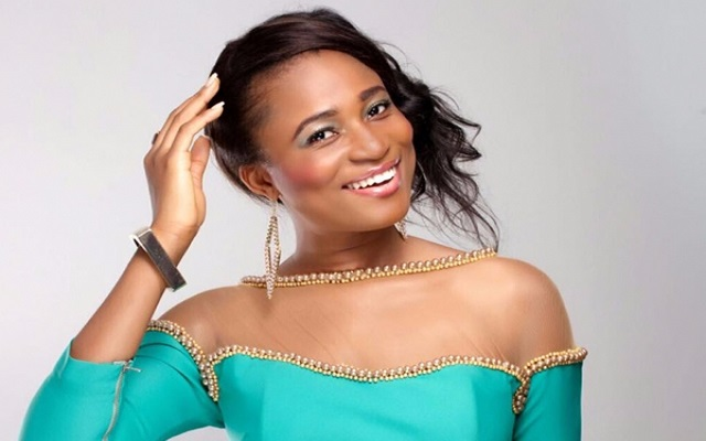Ghanaian actress Christabel Ekeh