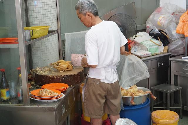Chop Chung Wah Chicken Rice Malacca