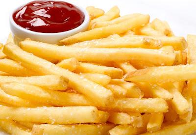 Patates kızartması zararları