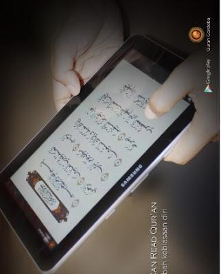 Bolehkah Menyentuh Al-Qur'an Di Hp Android
