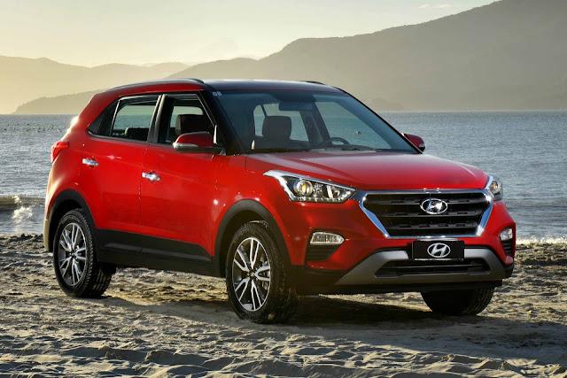 Novo Hyundai Creta 2017 Automático